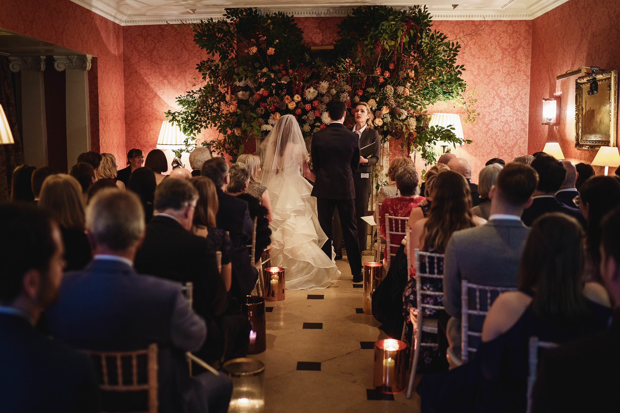 Wedding 30 Pavilion Road in Central London